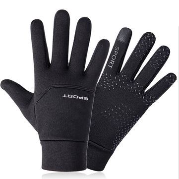 Waterproof Touch Screen Motorcycle Gloves Thermal Mittens Winter Sport Windproof