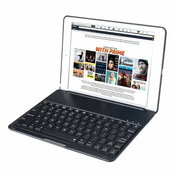 Bluetooth Keyboard Stand Case For New iPad 2017/iPad Air/Air 2/iPad Pro 9.7