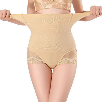 High Waist Hip Up Body Shaper Tummy Control Panties