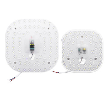 AC220V 24W 36W Ceiling Panel Light Module Replace Plate Magnetic Lamp Board for Indoor Home