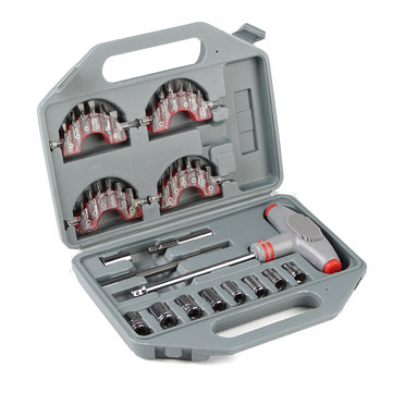 40 Pcs Multifunction Screwdriver Tool Kit Househeld Screwdriver Repair Tool Set