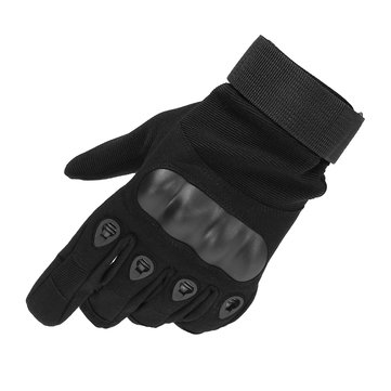 Military Hard Knuckle Tactical Army Full Finger Gloves Motorcycle Cycling Sports Gear