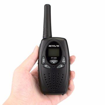 RETEVIS RT628 0.5W Walkie Talkie Kids Radio UHF 446MHz EU Frequency Portable Hf Transceiver Ham Radio Christmas gift A1026