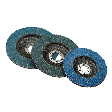 100/115/125mm Flap 80 Grit Angle Grinder Sanding Flap Discs Wheel Angle Sanding Grinder Rotary Tool