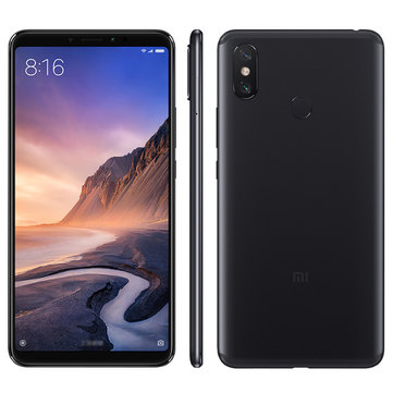 Xiaomi Mi Max 3 6.9 inch Big Display 6GB RAM 128GB ROM Snapdragon 636 4G Smartphone Smartphones from Mobile Phones & Accessories on banggood.com