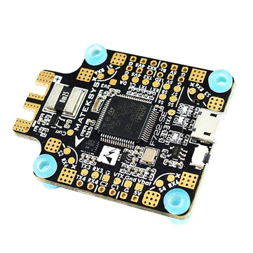 Matek System F722-SE F7 Dual Gryo Flight Controller w/ OSD BEC Current Sensor Black Box for RC Drone Sale - Banggood.com