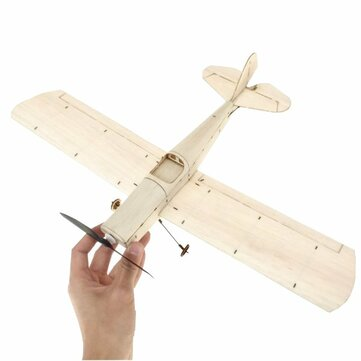 MinimumRC Spacewalker 460mm Wingspan Balsa Wood Laser Cut RC Airplane KIT