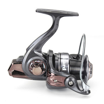ZANLURE 5.2:1 13+1BB Metal Spinning Fishing Reel 5000-10000 Long Casting Fresh/Saltwater Fishing