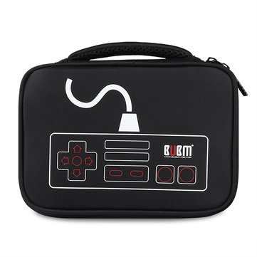 BUBM Waterproof Storage Bag for NES Controller Game Console