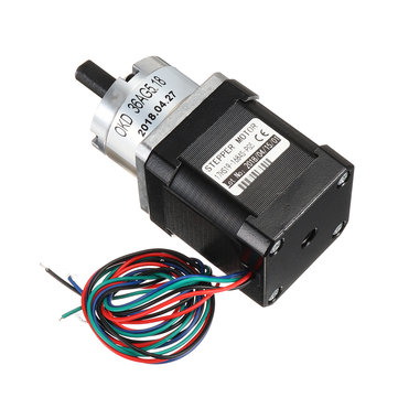 1.68A 5:1 Planetary Gearbox High Torque Nema17 Stepper Motor for 3D Printer