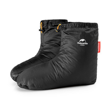 Naturehike NH18S023-T Outdoor Feet Socks Covers Waterproof Protector 20D Nylon Snow Foot Glove