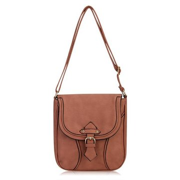 Women Vintage Messenger Bags Girls Casual Shoulder Bags Belt Crossbody Bags Small Bags