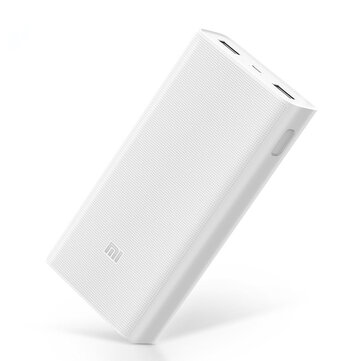 27% OFF for Xiaomi 2C 20000mAh QC3.0 Power Bank