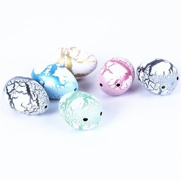 Buy 1PCS Hatching Growing Dinosaur Dino Eggs Add Water Magic Cute Children Toy Gift for $1.79 in Banggood store