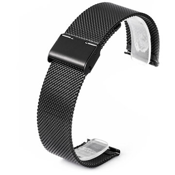 Replacement Stainless Steel Wrist Strap WristBand For Amazfit Smart Watch