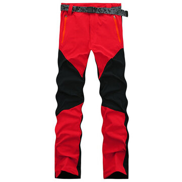 Quick Drying Climbing Spell Color Breathable Sport-pants