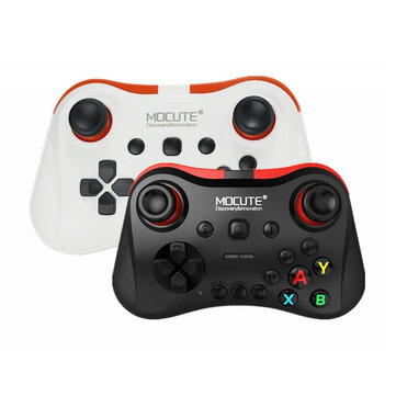 Mocute 056 Wireless Bluetooth Gamepad for PUBG Games Android Smartphone Smart TV BOX PC