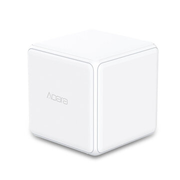 Original Xiaomi Aqara Magic Cube Remote Controller Sensor Six Actions Work with Gateway for Xiaomi Smart Home Kits