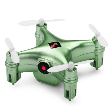 WLtoys Q343 Mini WIFI FPV With 0.3MP Camera Altitude Hold Mode 2.4G 4CH 6 Axis RC Drone Quadcopter