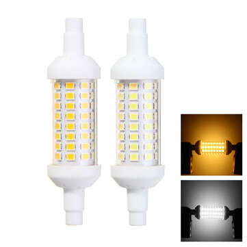 6W R7S 2835 SMD Non-dimmable LED Flood Light Replaces Halogen Lamp Ceramics High Bright AC220-265V