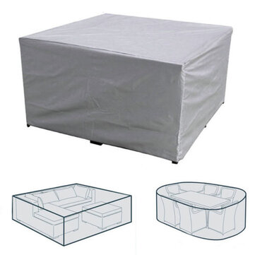 255x255x80cm Large Garden Outdoor Patio Furniture Set Cover Waterproof Protective Sun Block