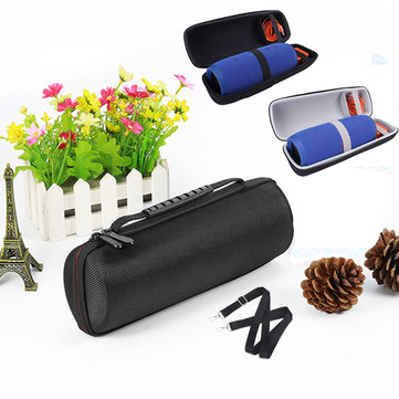 Traval Zipper Carry Caso Storage Hard Bag Box per l'altoparlante Bluetooth