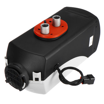 12V 3kw Diesel Air Parking Heater Air Heating LCD Screen Switch with Silencer