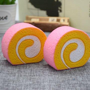 PU Slow Rebound Toy Squishy Simulation Cute Egg Rolls