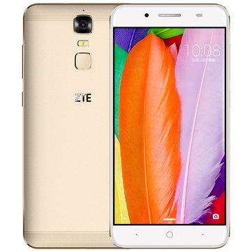 ZTE Blade A2 Plus 5000mAh Battery 5.5 inch 3GB RAM 32GB ROM MT6750T Octa core 4G Smartphone