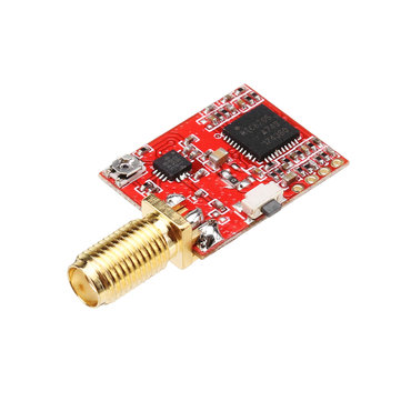 FPV 5.8G 10-200mW Adjustable Audio Video Transmitter Module TX-58120 for RC Airplane