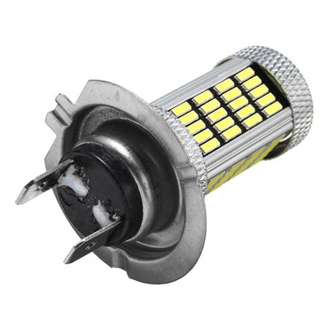 7.5W 1840LM H7 LED Fog Light 4014 92SMD Car Driving Lamp Bulb