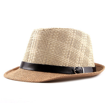 Men Women Casual England Beach Straw Hat