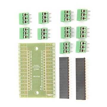 20pcs DIY NANO IO Shield V1.O Expansion Board For Arduino