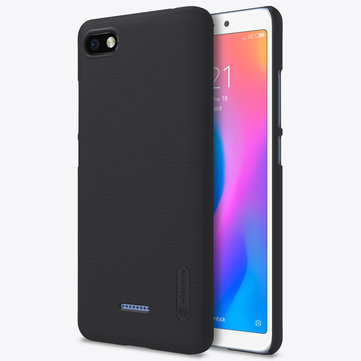 NILLKIN Frosted Shockproof Non Slip Wear Resistant PC Protective Case For Xiaomi Redmi 6A