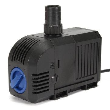 20W 25W Submersible Pump Water Pump for Fish Tank Hydroponics Aquaponics Fountains Pump