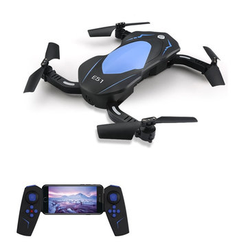 Eachine E51 WiFi FPV With 720P Camera Selfie Drone Altitude Hold Foldable Arm RC Quadcopter RTF