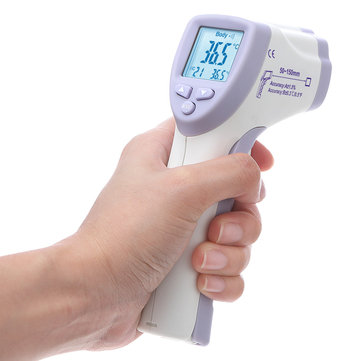 DIGOO DG-IR805 Non-Contact Infrared Thermometer ℃/℉ Body Temperature for Adult Kids Forehead Digital Thermometer