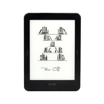 ONYX BOOX Kepler 6 Inch 300PPI Carta Touch Screen Ebook Reader With Front Light
