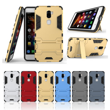 Hybrid Armor Stand TPU & PC Back Protective Case For LeEco Coolpad Cool1 dual / Letv LeRee Le 3