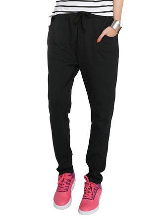 Velvet Thick Sport Drawstring Women Harem Pants Sweatpants