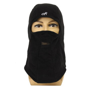 Motorcycle Fleece Cap Face Mask Cold Protection Dust Wind Proof Scarf