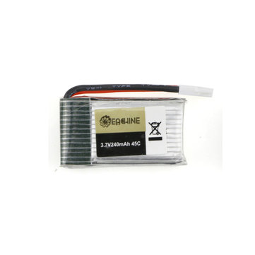 Eachine E010S Upgrade 3.7V 240MAH 45C Battery RC Quadcopter Spare Parts