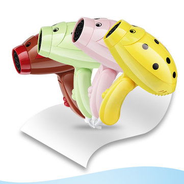 Mini Hair Dryer Travel Foldable