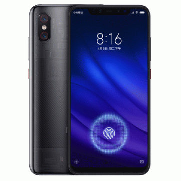 $ 30 OFF Per Xiaomi Mi8 We 8 Pro 6GB RAM 128GB CN Smartphone