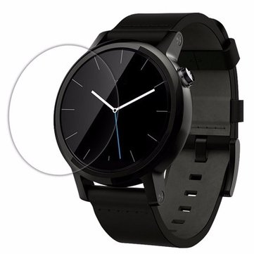 Matte Anti-scratch Screen Protector Skin For Motorola Moto 360 2nd 42/46mm