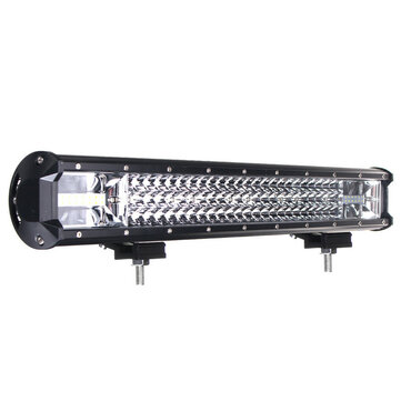 22 Inch 648W LED Light Bars Flood Spot Combo Beam Driving Lamp Car Truck Off Road