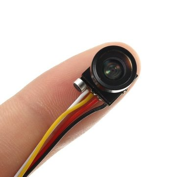 1.2g Super Light 1000TVL 1/4 CMOS 2.8mm Lens FOV170 Degree Mini FPV Camera