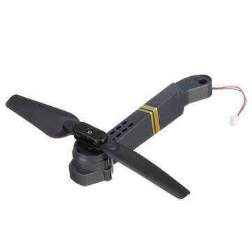 Eachine E58 RC Quadcopter Spare Parts Axis Arms with Motor & Propeller