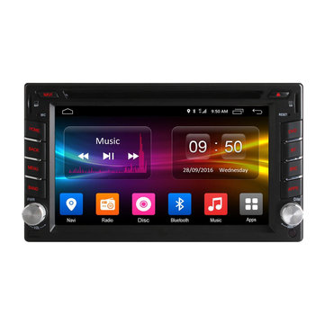 Ownice C500 OL-6666F Wifi BT 6.2 Inch Car DVD Player Android 6.0 Octa Core GPS Touch Scree
