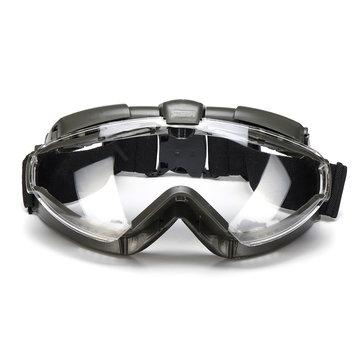 WosporT lunettes avec anti-buée anti-poussière tactique Militaire Airsoft Regulator lunettes de sécurité